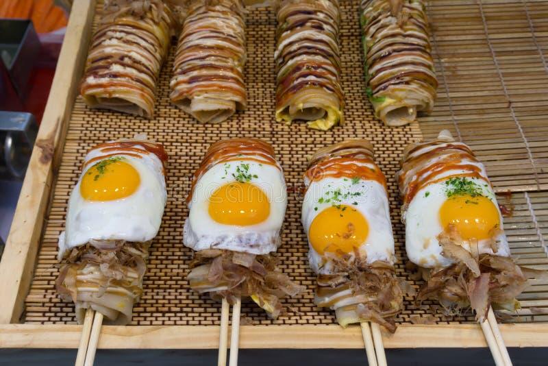 Hashimaki японская классическая еда стоковые изображения rf