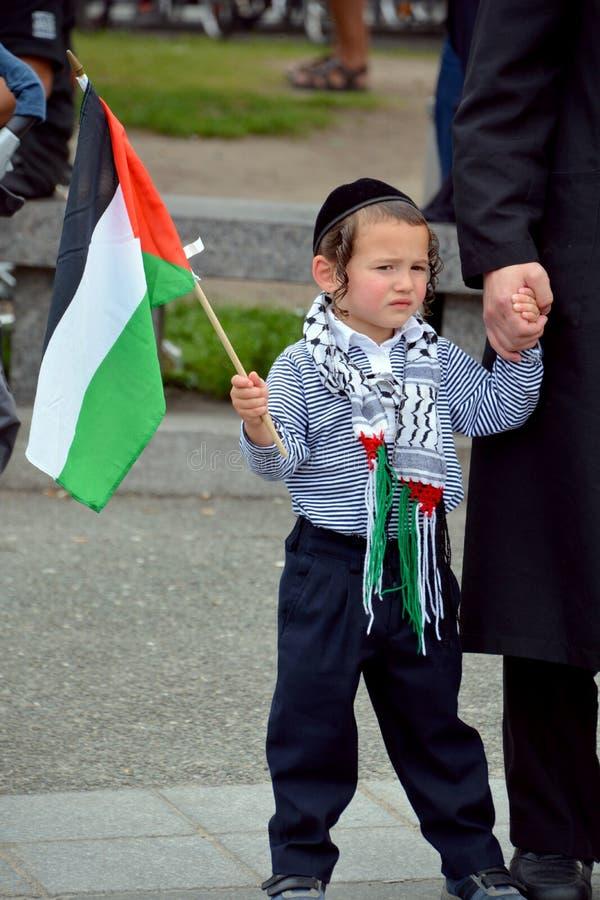 Hasidic ortodoks zdjęcia royalty free