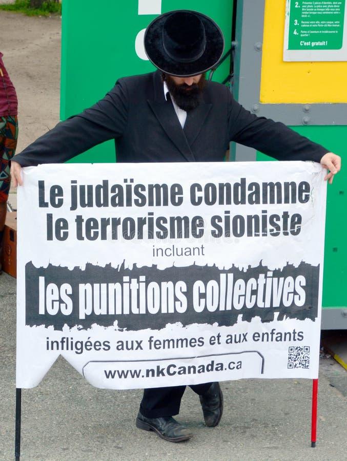 Hasidic ortodoks zdjęcia stock