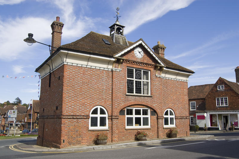 Haslemere Town Council Building Royalty Free Stock Image