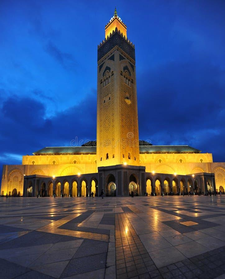 Download Hassan ΙΙ μουσουλμανικό τέμεν&o Στοκ Εικόνα - εικόνα από ριψοκινδυνεμμένο, μουσουλμάνος: 17059603