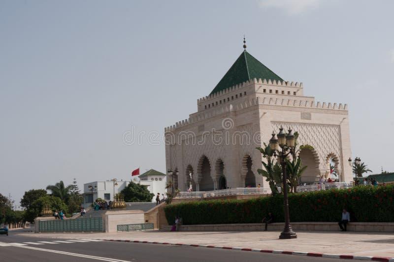 hassan Rabat fotografia stock libera da diritti