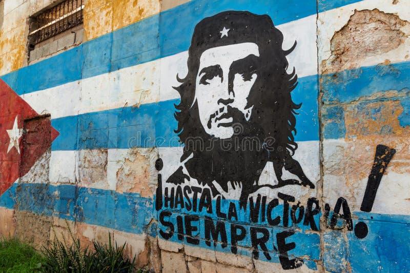 Hasta la Victoria Siempre stock photo