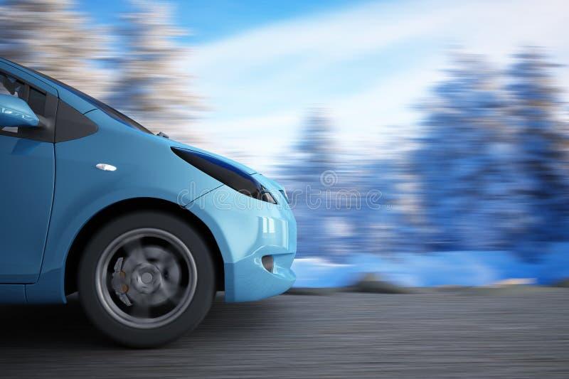 hastighet för bil royaltyfri fotografi