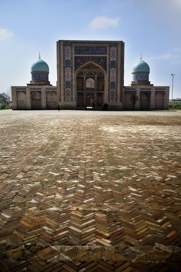 hastimam tashkent arkivfoto