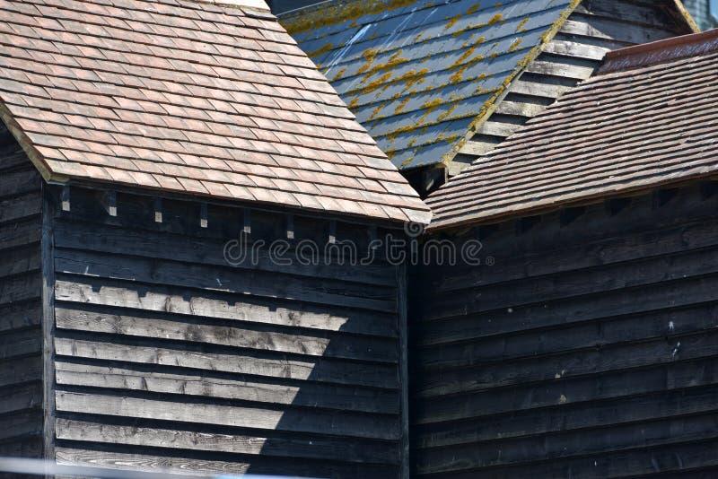 Hastings förtjänar kojor arkivbild