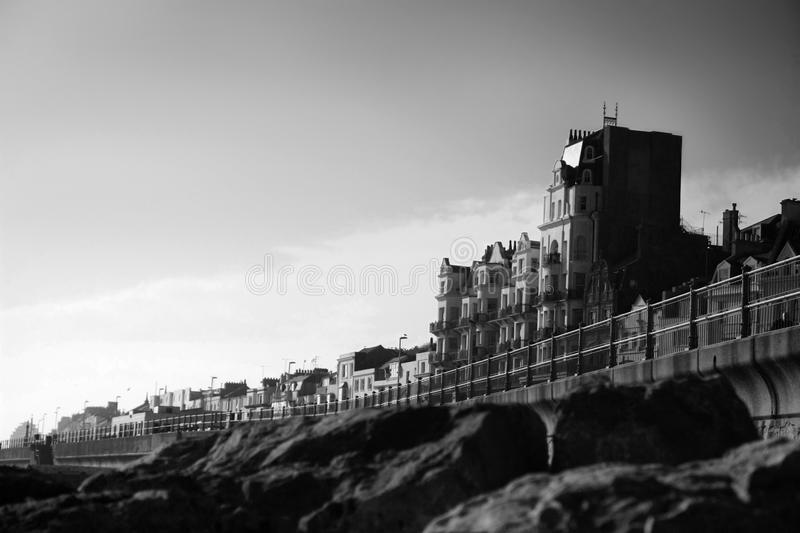 Hastings royalty free stock photography