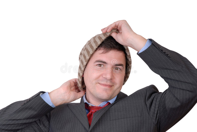 Download Hat stock image. Image of happy, fellow, cheerful, jolly - 2303951