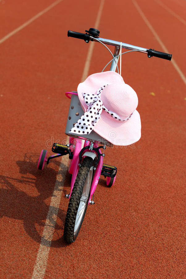 Download Hat and bicycle stock image. Image of runway, toys, wheel - 28473653