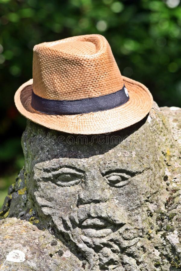 Hat, Fedora, Headgear, Sun Hat stock images