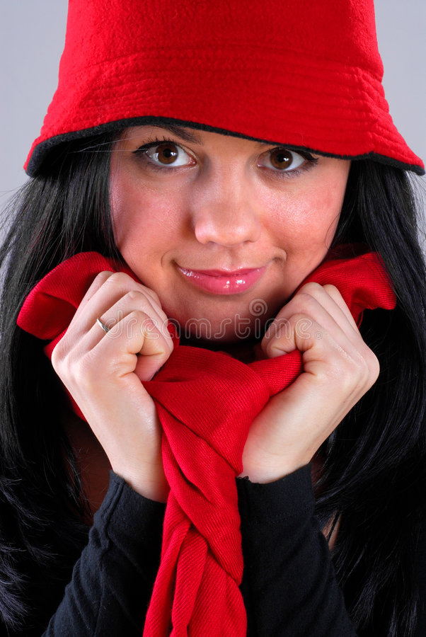 hat red στοκ εικόνες με δικαίωμα ελεύθερης χρήσης