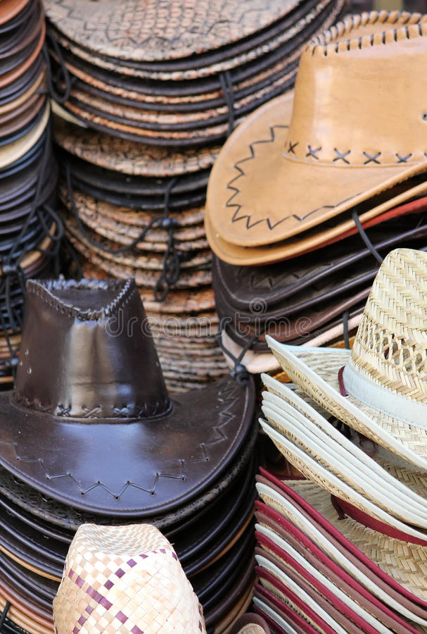 Free Hat Store Royalty Free Stock Image - 20901006