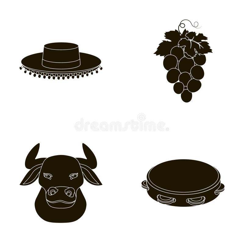 Matador Hat Spain Flat Design Icon High-Res Vector Graphic - Getty Images
