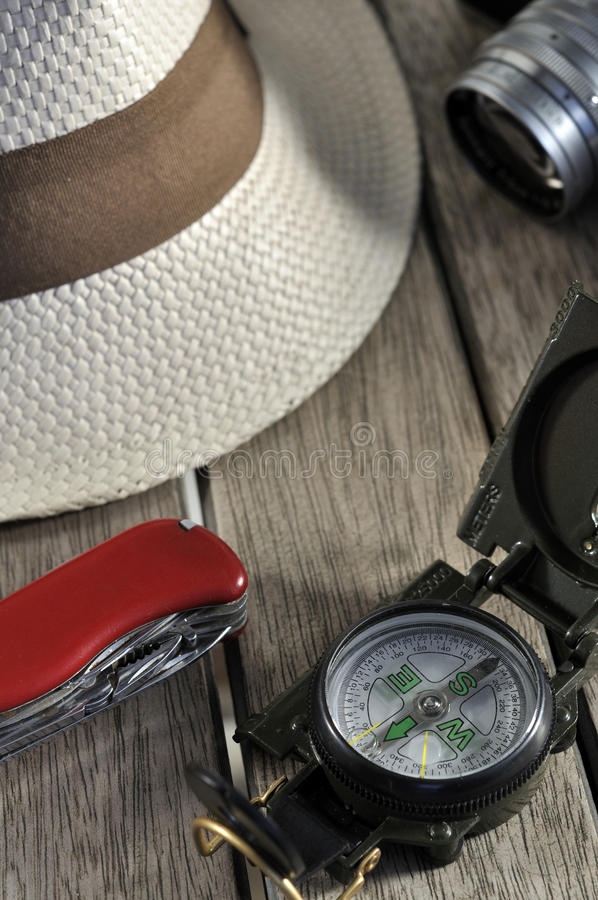 Hat and travel gear