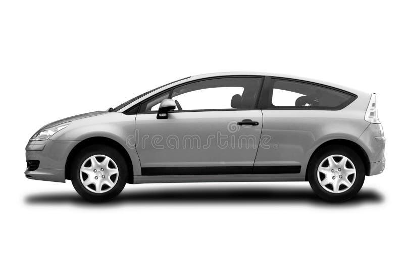 hatchback royaltyfri fotografi