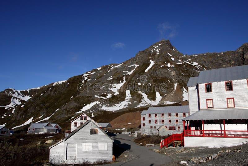 hatcher πέρασμα ορυχείων στοκ φωτογραφίες