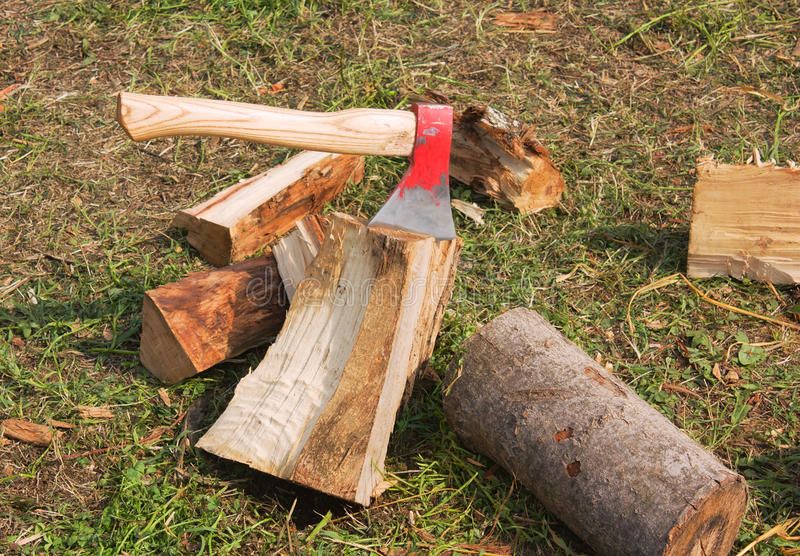 Hatchet Royalty Free Stock Images