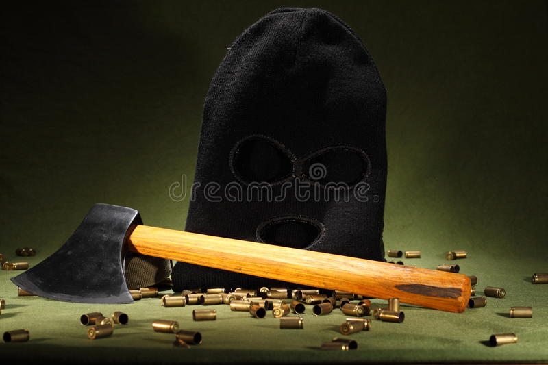 Download Hatchet stock photo. Image of warhead, sharpened, cartridge - 26432652
