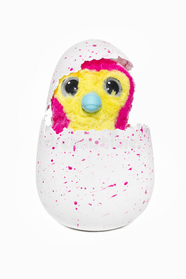 Download Hatchimal Toy editorial stock photo. Image of plush, eggshell - 83119613