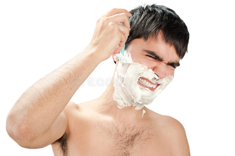 Download Hate To Shave Stock Photography - Image: 17544832