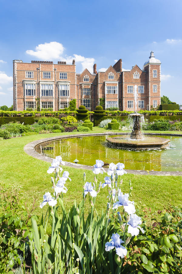 Free Hatfield House Stock Photography - 55231982