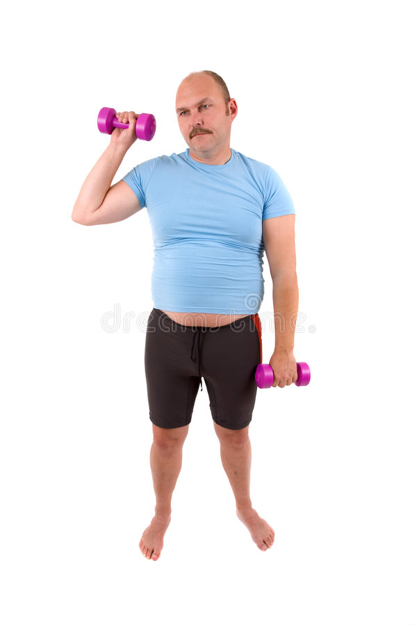 Download Hating sports stock image. Image of sports, dumbbell, male - 4096851