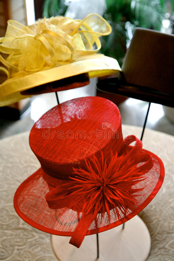 Free Hats Stock Photography - 3911992