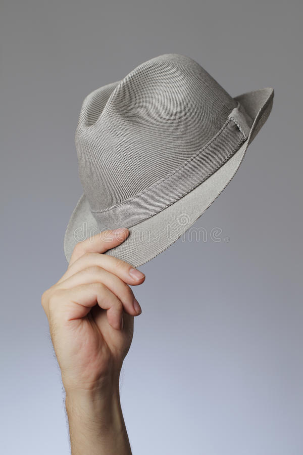 Free Hats Off Stock Photography - 16089922
