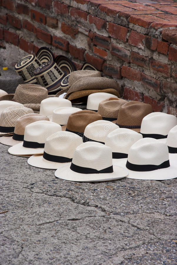 Download Hats In South America Royalty Free Stock Images - Image: 19708069
