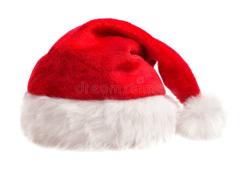 hatt s santa arkivfoto