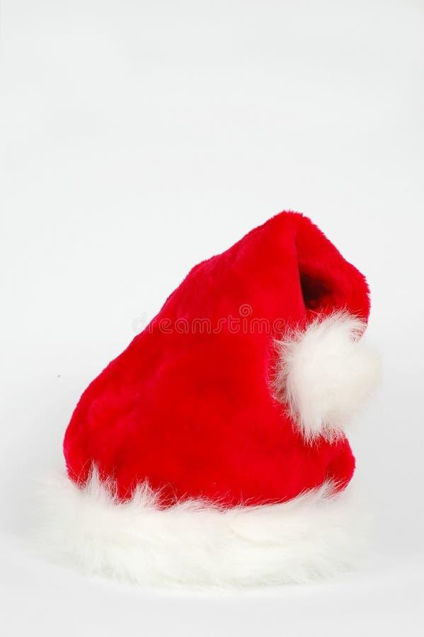 hatt santa arkivbild