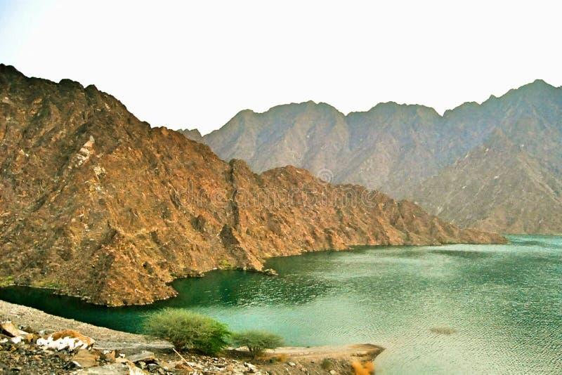 Hatta Oman stockbild