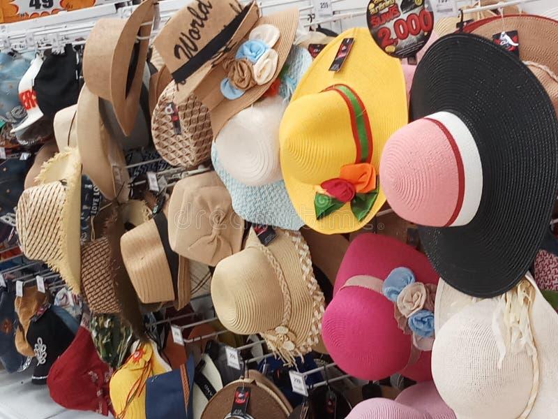 hattar arkivbild