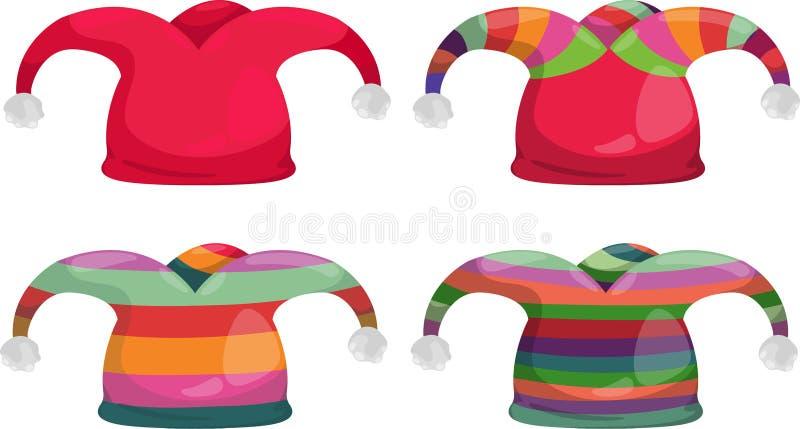 hattgyckelmakarevektor stock illustrationer