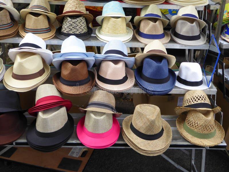 Hattstallen arkivbilder