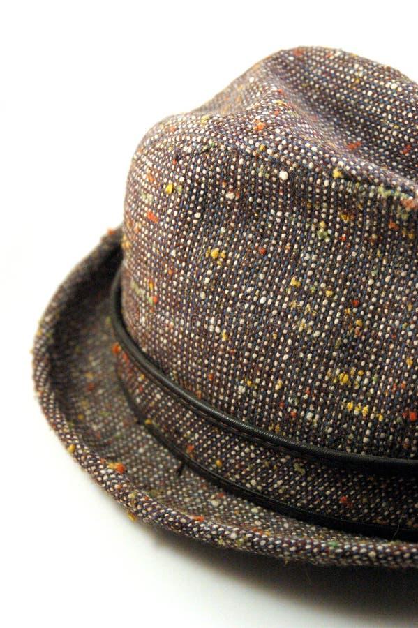 hatttappning arkivbild