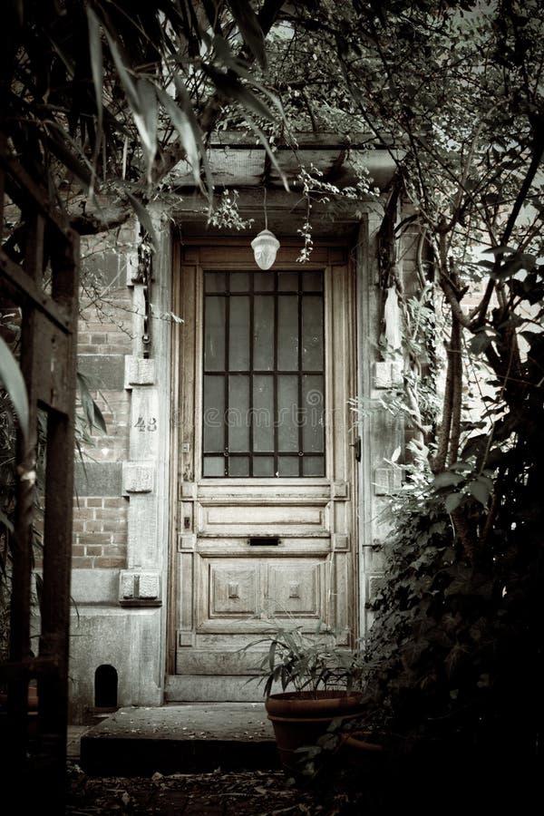 Free Haunted House Royalty Free Stock Image - 25197866