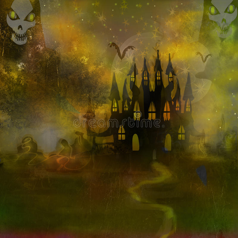 Download Haunted House Royalty Free Stock Photo - Image: 32055075