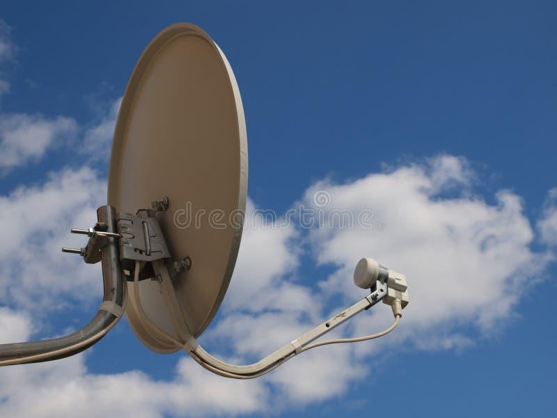Haupt-Fernsehantenne. lizenzfreies stockfoto