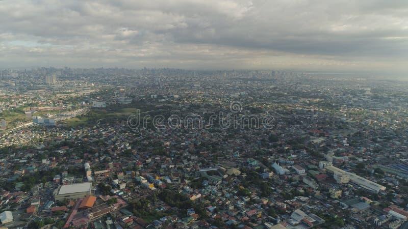 Hauptstadt der Philippinen ist Manila lizenzfreies stockfoto