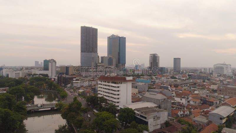 Hauptstadt Osttimor, Indonesien Surabayas lizenzfreie stockfotos