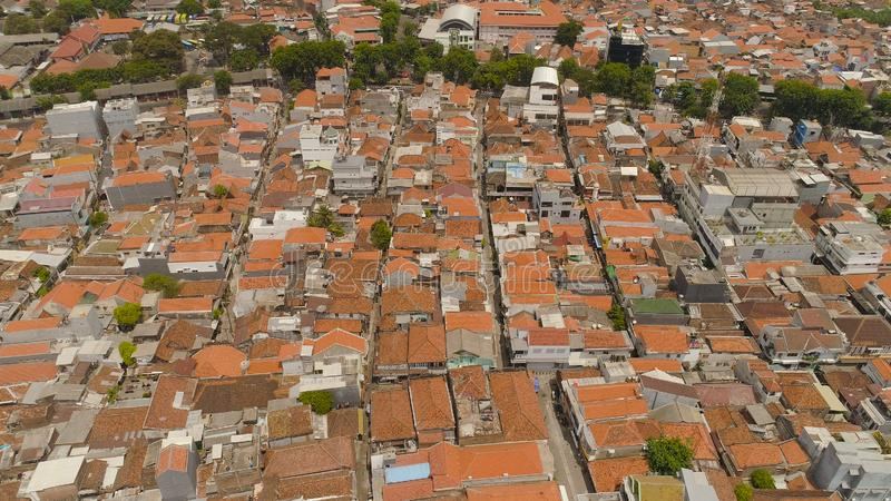 Hauptstadt Osttimor, Indonesien Surabayas stockfotografie