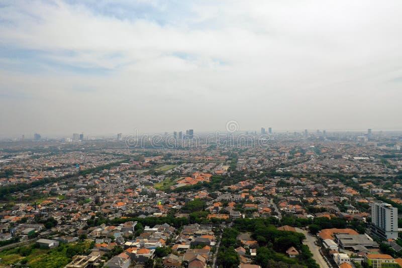 Hauptstadt Osttimor, Indonesien Surabayas stockbilder