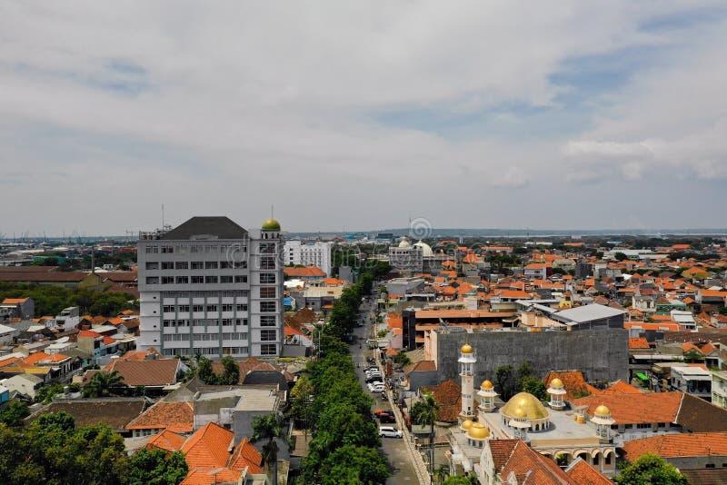 Hauptstadt Osttimor, Indonesien Surabayas lizenzfreie stockfotografie