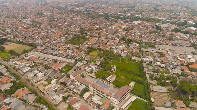 Hauptstadt Osttimor, Indonesien Surabayas lizenzfreie stockbilder