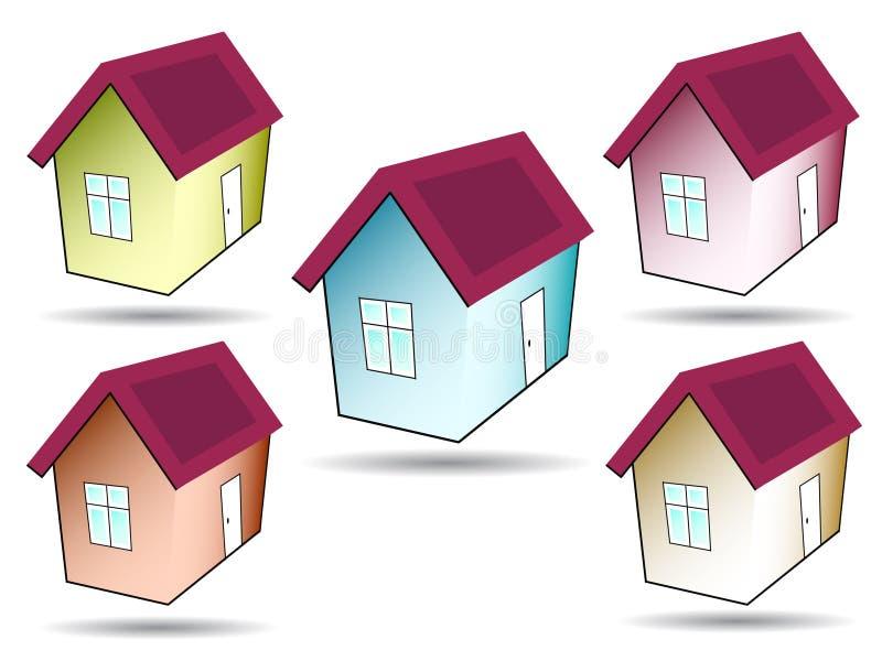 Haus vektor abbildung