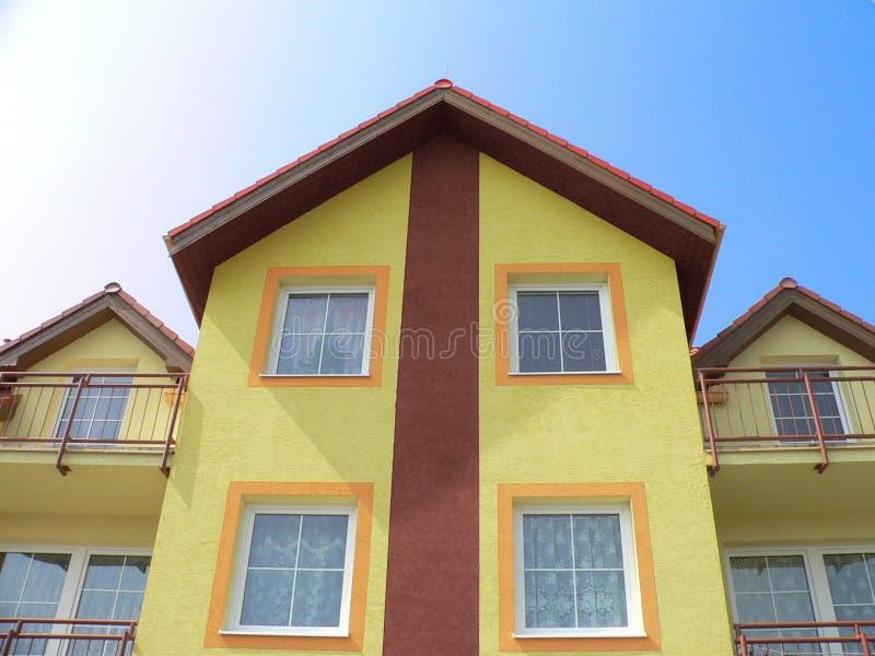 Haus lizenzfreie stockfotografie