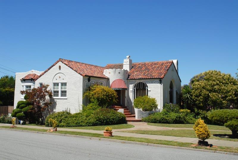 Haus lizenzfreies stockfoto