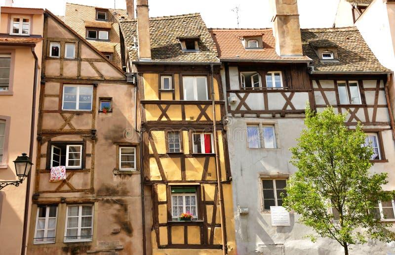 Haus 1 Frankreichs Dijon lizenzfreie stockbilder