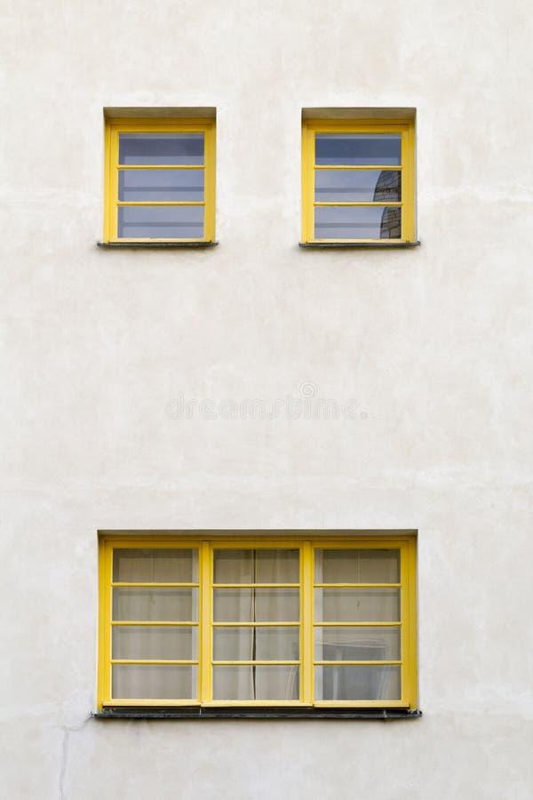 Haus Miller Prague stockbilder